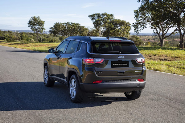 Novo Jeep Compass 2022