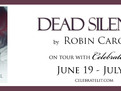 Dead Silence Blog Tour: Book Review + Giveaway