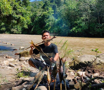 ikan mera sungai bilah