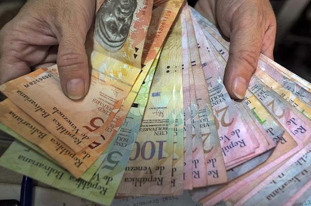 Poder adquisitivo del trabajador Venezolano se redujo a un 50%  según cifras de Econométrica