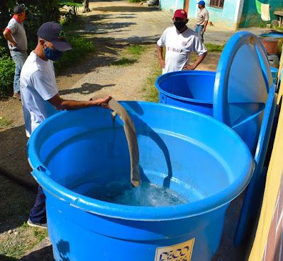 Alcaldía de Guaicaipuro distribuyó cerca de 500 mil litros de agua