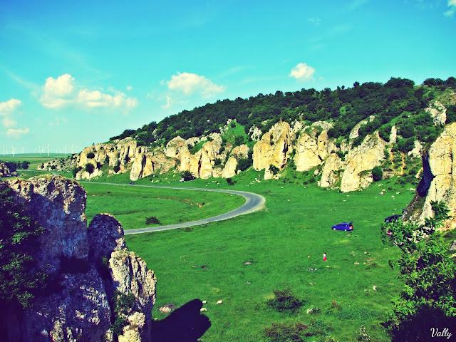 Locuri frumoase din Romania - Cheile Dobrogei Constanta