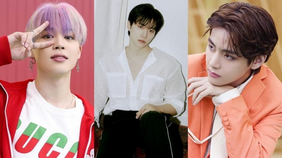 List of Kpop Boy Groups Member's Brand Reputation in July 2021