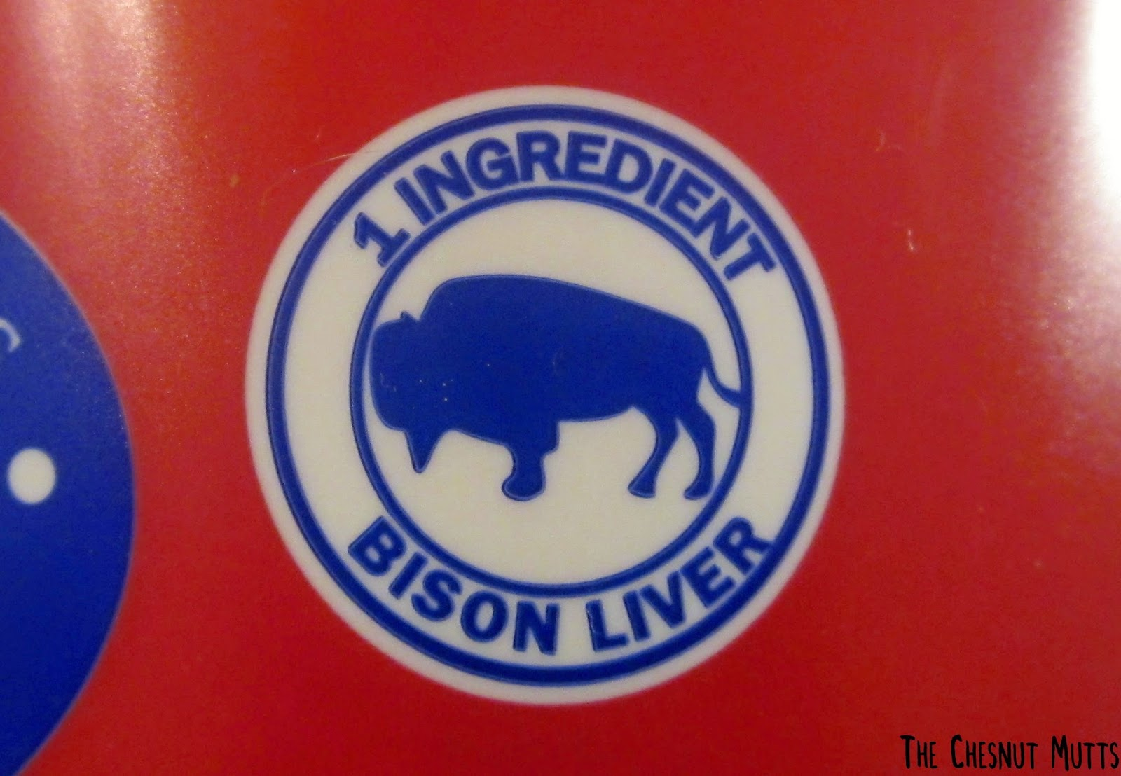 one ingredient Bison Liver