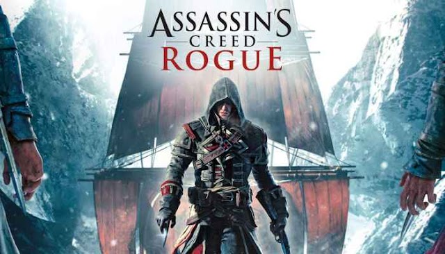 Download Assassin's Creed Rogue Highly Compressed PC || in Parts