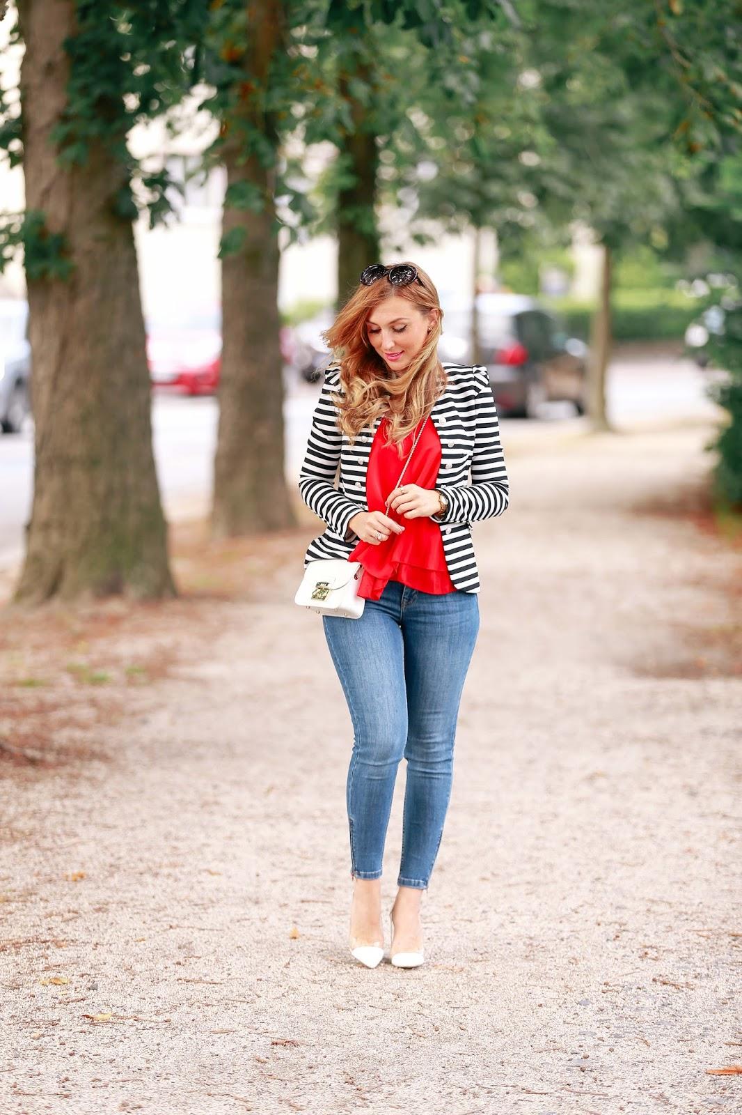 Blogger-Fashionblog-Outfit-Modeblog-München-deutsche-Fashionblogger-Off-Shoulder-Carmen-Top-Forever-21-Spitzenrock-Deutschland-Zara