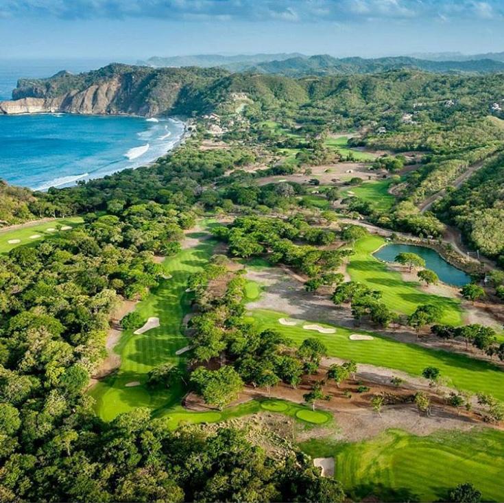 golfing in nicaragua