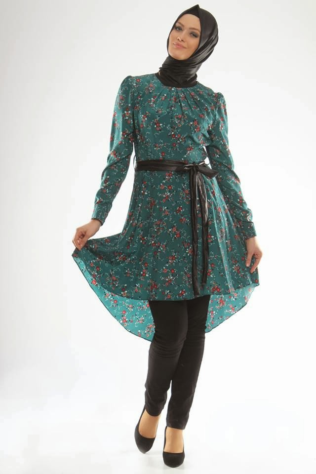 v tement hijab l gant et tr s moderne hijab chic turque style and fashion. Black Bedroom Furniture Sets. Home Design Ideas