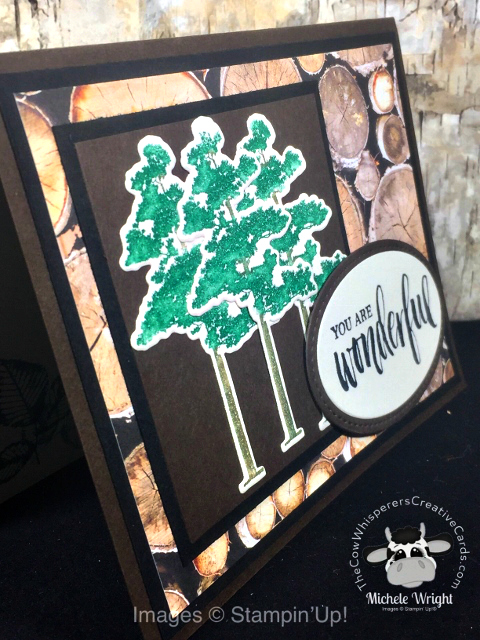 Card, Rooted In Nature, Natures Root Dies, Rustic, Wood Textures