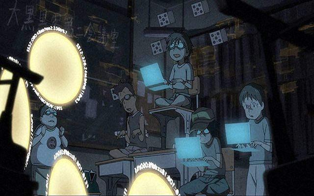 Anime Sci-Fi yang wajib ditonton!