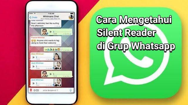 Cara Melihat Orang yang Sudah Membaca Chat Anda di Grup WA