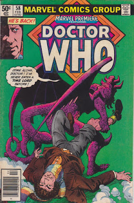 Marvel Premiere #58, Doctor Who