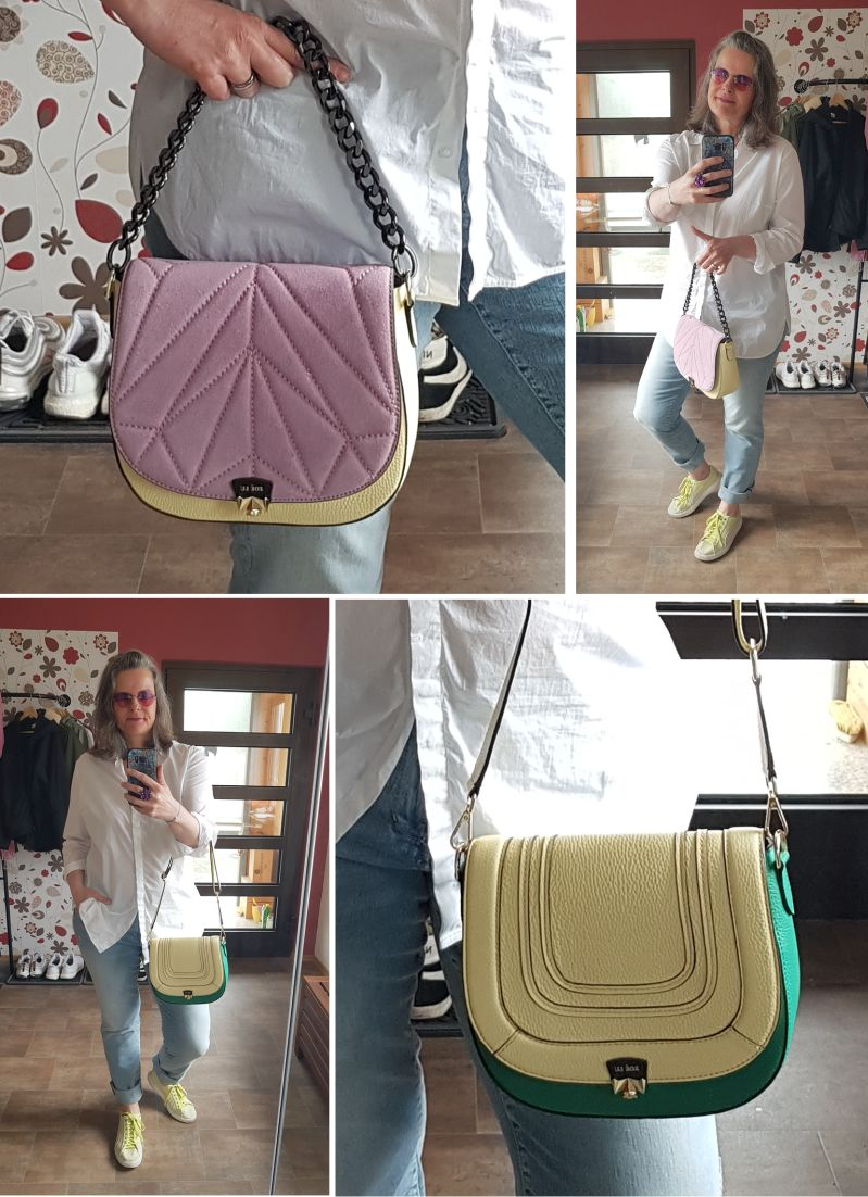 Taschentrend 2021 Candy-Color und Chain-Bags Zoe Lu