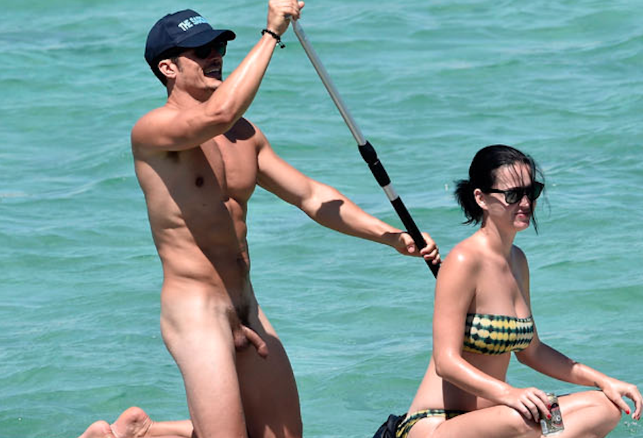 Orlando Bloom And Katy Perry Naked Photos