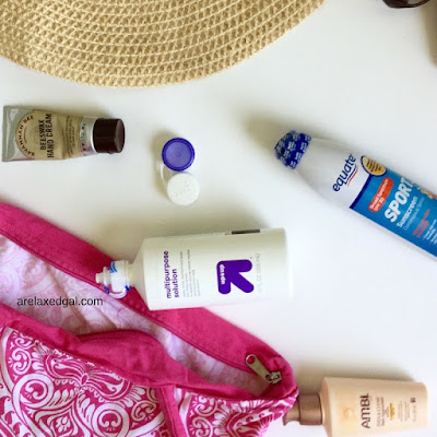7 Beauty & Hair Essentials for a Fun Day at the Beach | arelaxedgal.com