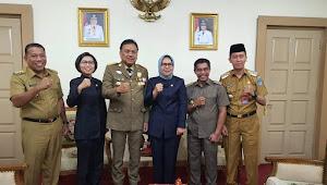 Gubernur Olly, Tatap Muka Dengan Walikota dan Bupati Se Bolmong Raya
