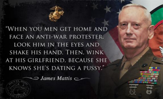 Mad Dog Mattis Powerpoint Makes Us Stupid