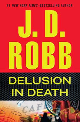 Delusion in Death by J. D. Robb - book cover