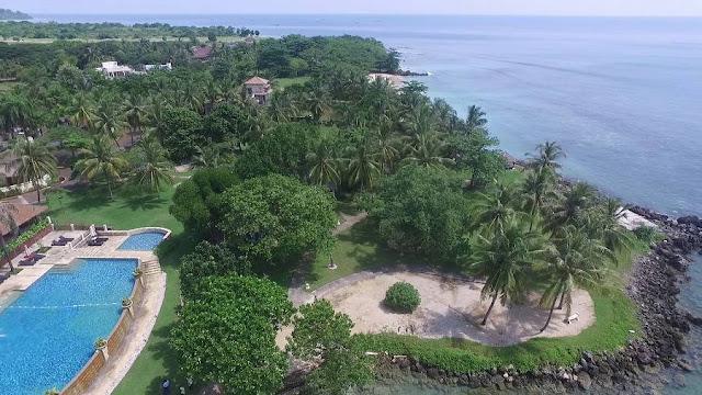 Tanjung Lesung | Tempat Outing Outbound Gathering Konsep Pantai