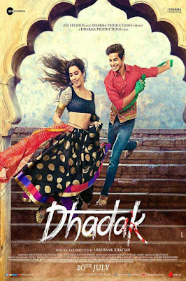 Dhadak 2018 HDTV x264 480p 720p 1080p Download Watch Online Google Drive