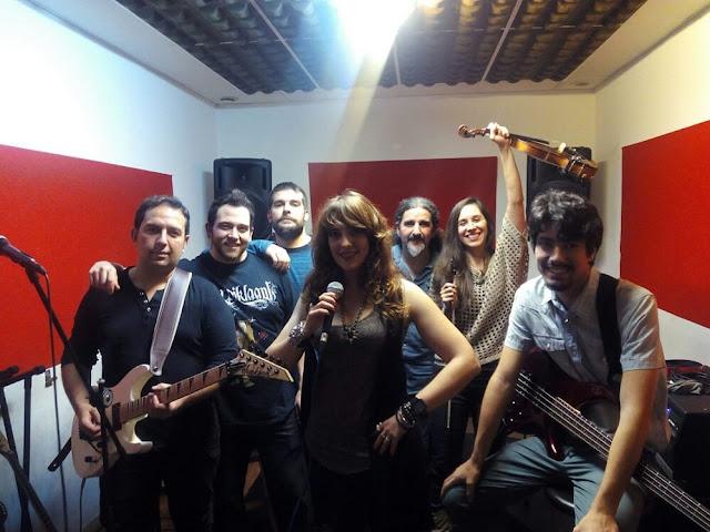 Interview with CelticrÖm, Female Fronted Folk Metal Band from Madrid, Interview with CelticrÖm Female Fronted Folk Metal Band from Madrid