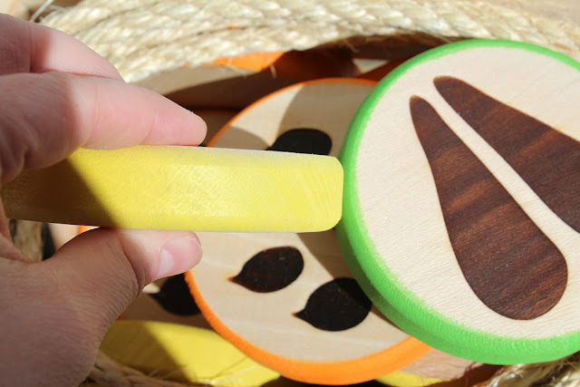 jeu de palet en bois