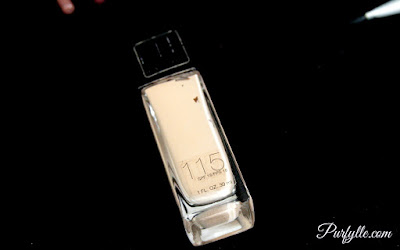 Mabyeline Fit Me foundation