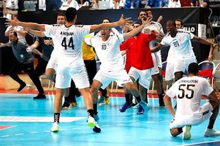 مشاهدة مباراة مصر Vs فرنسا بث مباشر اليوم السبت 27/07/2019 كاس العالم للشباب لكرة اليد
