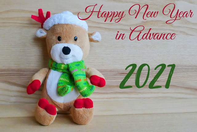 Happy New Year in Advance (2021)