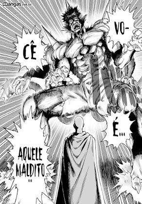 One Punch Man Mangá 110
