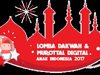 Lomba Dakwah dan Murotal Anak Tahun 2017