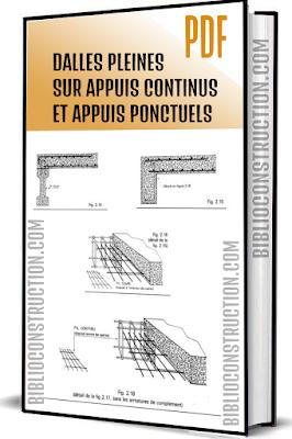 Dalles Pleines sur Appuis Continus et Ponctuels