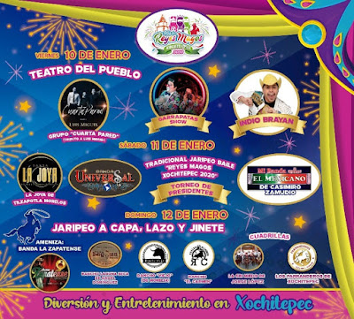 feria de reyes xochitepec 2020