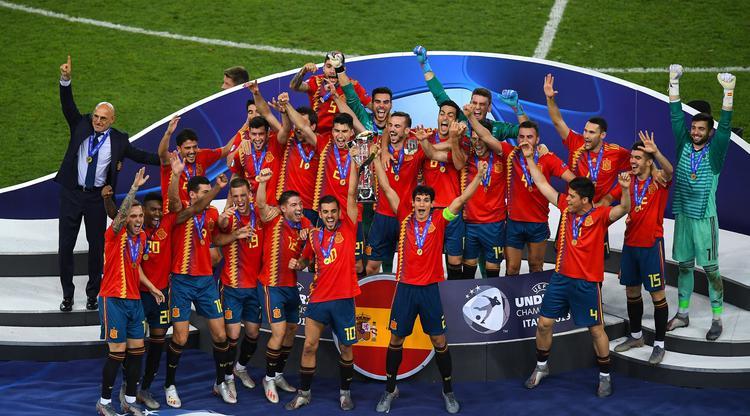 Spanyol U-21 Sukses Menjadi Kampiun Piala Eropa U-21 2019