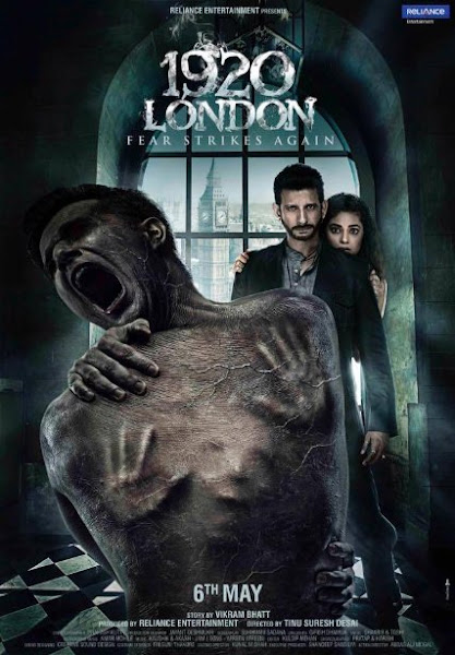 Poster Of 1920 London 2016 480p Hindi DVDScr Full Movie Download