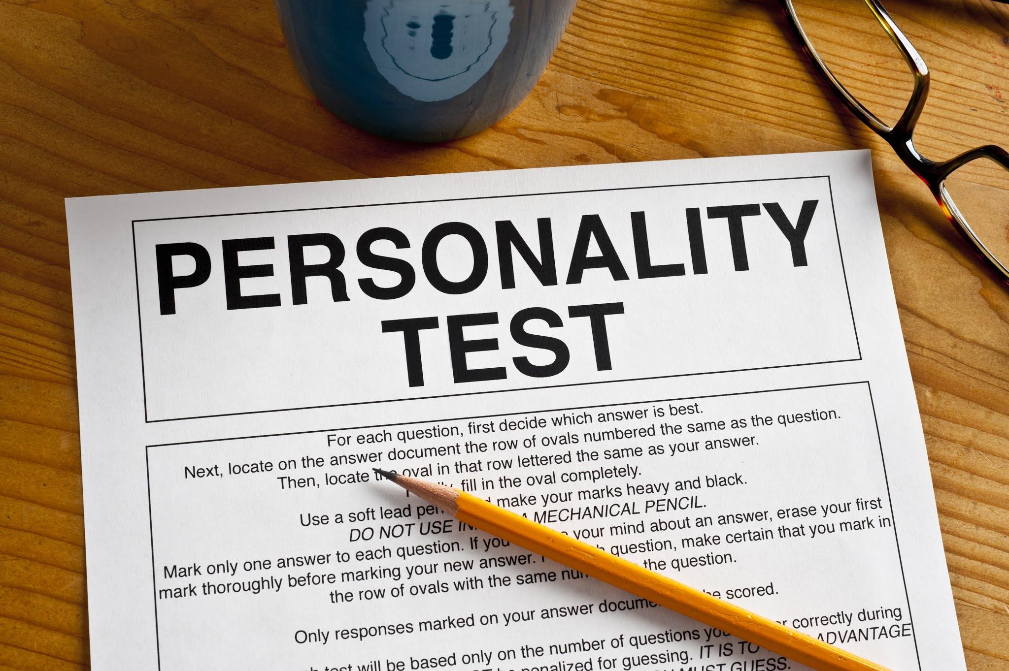 Cuba Ujian Personaliti Ini