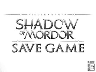 Middle-earth Shadow of Mordor Save Game PC