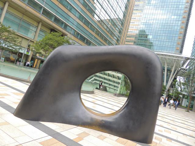 "MYOMU"" de Kan Yasuda en Tokyo Midtown"