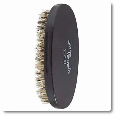 Brush Strokes Extra Soft Oval Military Brush