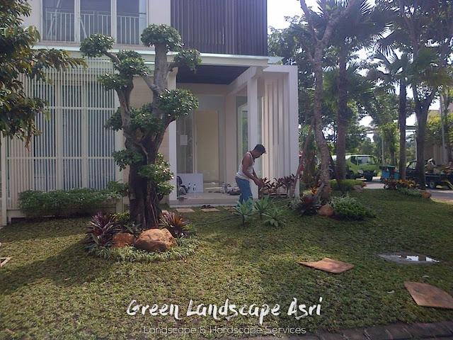 Harga Pembuatan Taman di Surabaya