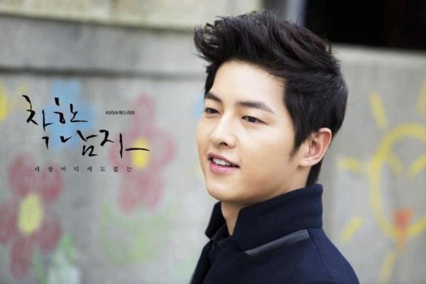 23 Film dan Drama Korea Yang Dibintangi Song Joong Ki Terlengkap