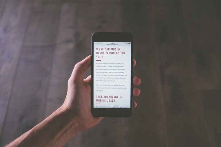 Blog Mesra Mobile adalah Mesra SEO