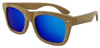 Bamboo Sunglasses by Tommy D