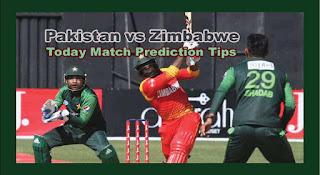 Pakistan vs Zimbabwe, 1st T20I Match Prediction