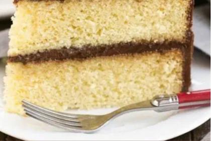 Perfect Yellow Cake Recipe with Chocolate Buttercream