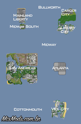 map gta underground gta sa