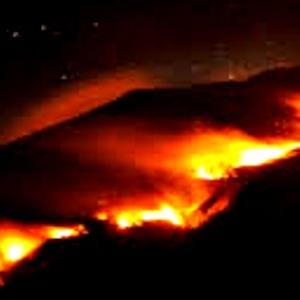Batu Mustika Guntur Api