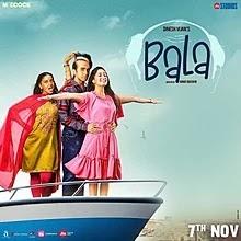 Bala 2019 Hindi Full Movie DVDrip Download mp4moviez