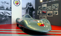 Fiat Abarth 1000 Monoposto Pininfarina, 1960