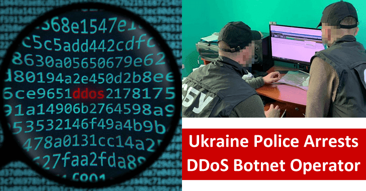 DDoS Botnet Operator
